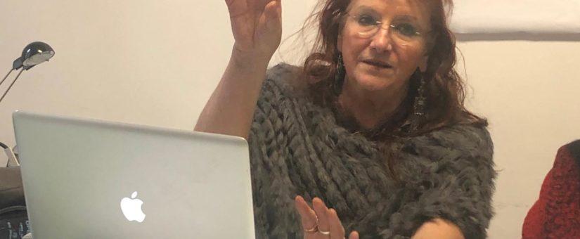 """""""Non senza trauma il buco del nome"""" con Maria Teresa Maiocchi"""